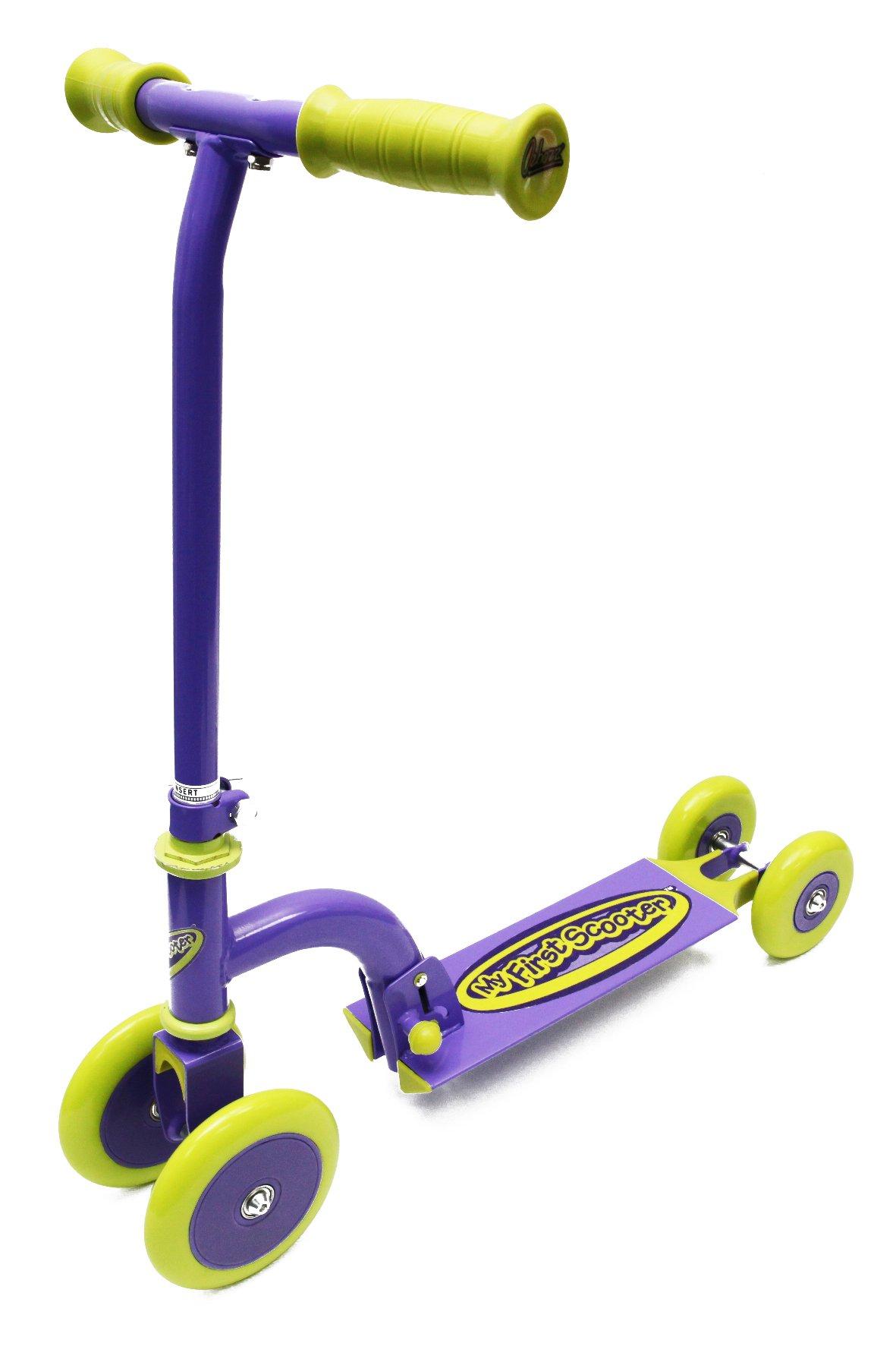 ozbozz my first scooter instructions